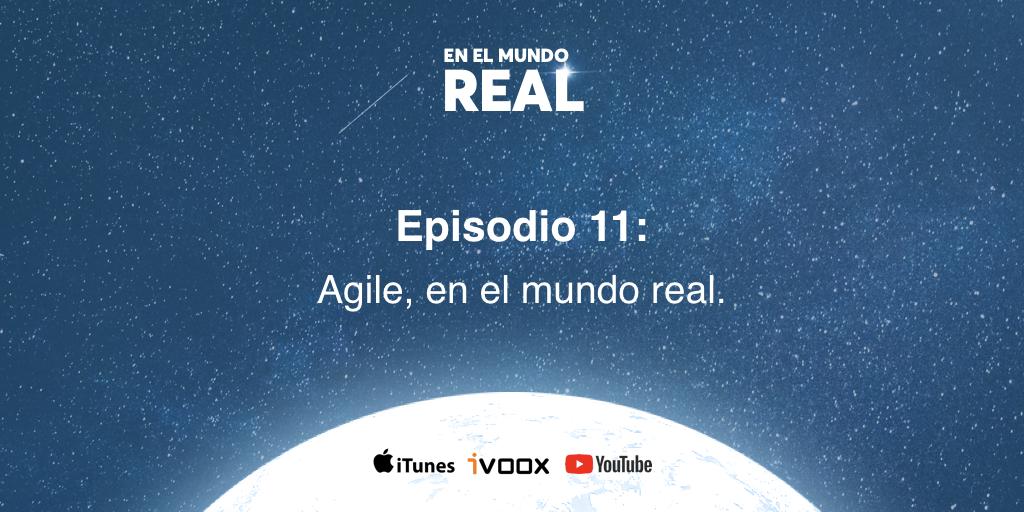 Agile, en el mundo real