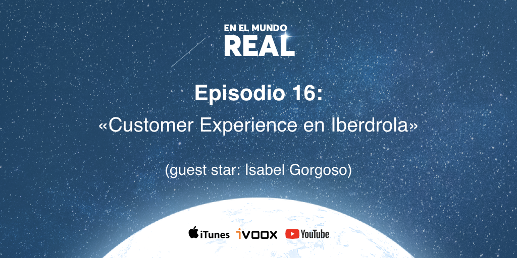 Customer Experience en Iberdrola con Isabel Gorgoso