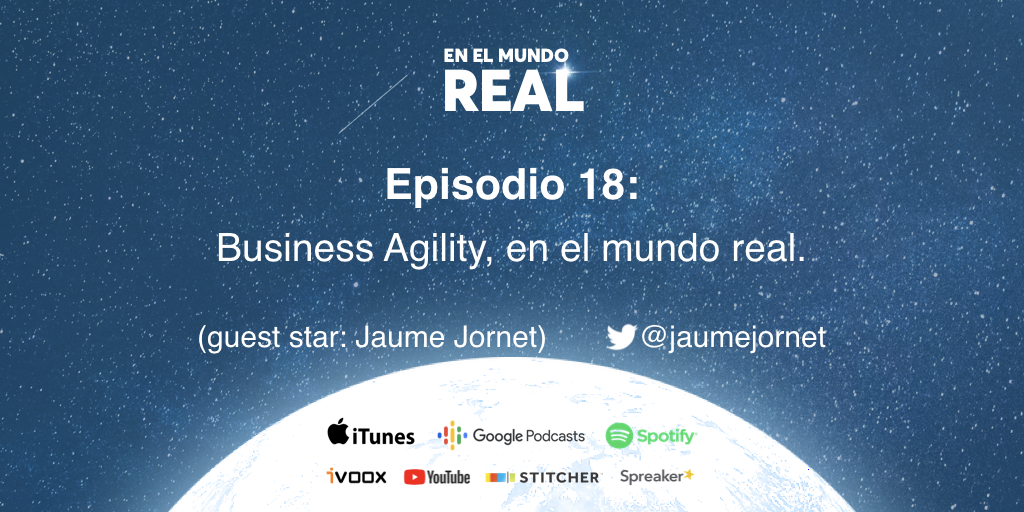 e018 - Business Agility