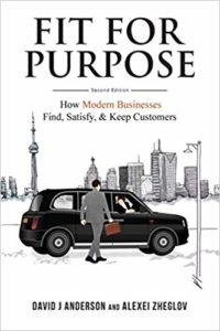 portada libro fit for purpose de David Anderson