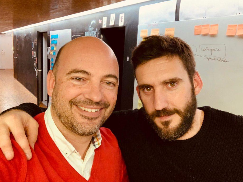 Franc Carreras y Carlos Iglesias