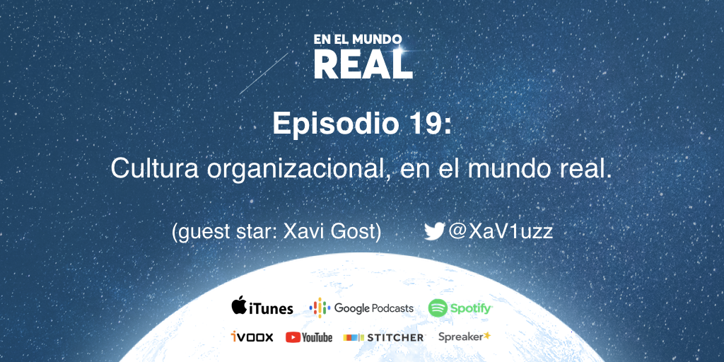 Entrevista con Xavi Gost